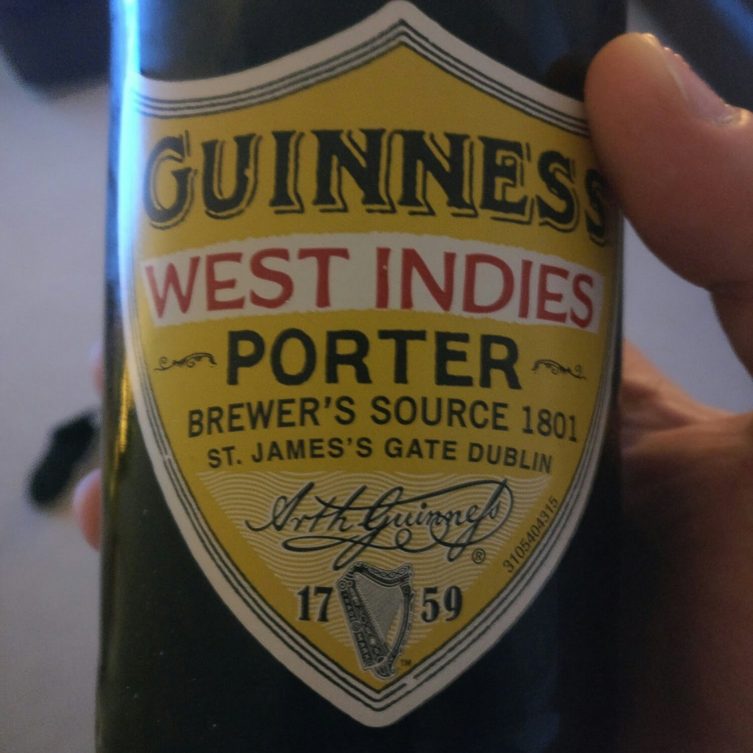 Guinness - West Indies Porter